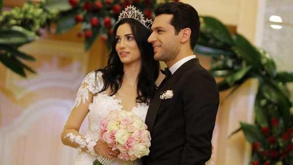 Мурат Йылдырым и Имане Эльбани