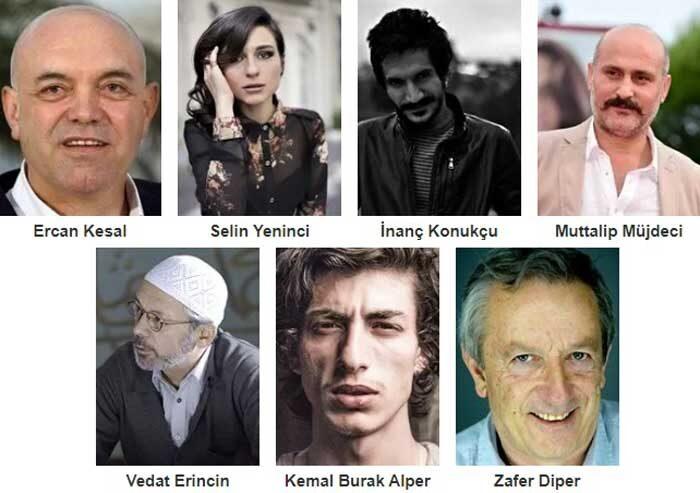 Турецкий фильм Кандидат / Nasipse Adayiz (2020)