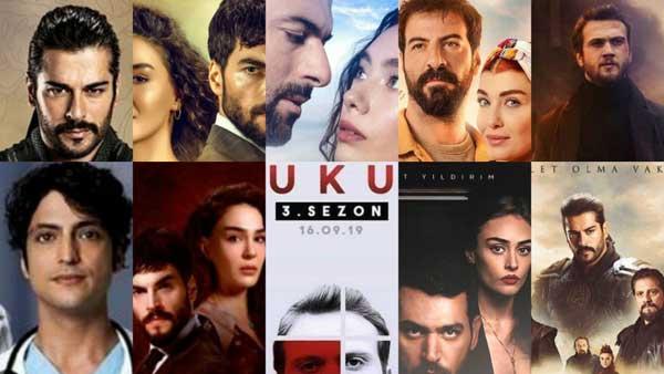 Турецкие сериалы, которые ушли на карантин