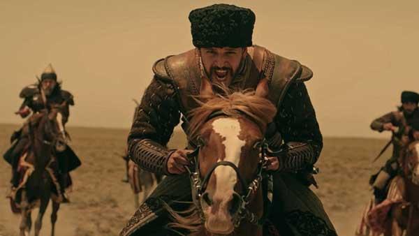 Турецкий сериал Мендирман Джелаледдин / Mendirman Celaleddin / Harzemsah (2021)