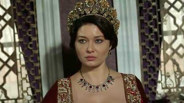 Нургюль Ешилчай - Кесем Султан