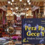 Турецкий сериал Полночь в отеле Пера Палас (2021)