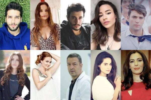 Турецкий сериал Общежитие / Ogrenci Evi (2021)
