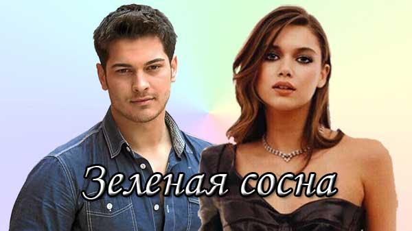 Турецкий сериал Ешилчам / Зеленая сосна / Yesilcam (2021)